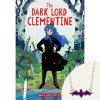 The Dark Lord Clementine Plus Bat Necklace