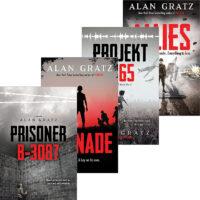 Alan Gratz WWII Pack