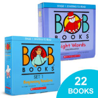 Bob Books Super Savings Pack