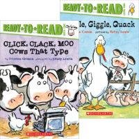 Click, Clack Reader Pack