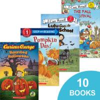 Fall Friends Reader Pack