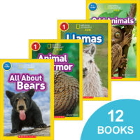 National Geographic Kids™: Cool Animals Collection