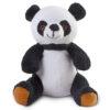 Baby Panda Goes Wild! Book Plus Plush