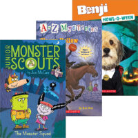 Halloween Chapter Books Pack