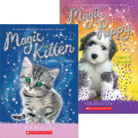 Magic Puppy and Kitten Pack