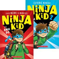 Ninja Kid #1–#2 Pack
