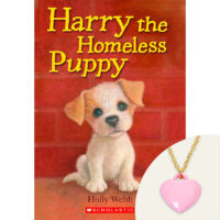 Animal Stories: Harry the Homeless Puppy Book Plus Bracelet
