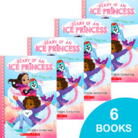 Diary of an Ice Princess: Slush Puppy Love 6-Book Pack