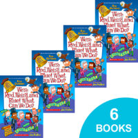 My Weird School Special: We're Red, Weird, and Blue! What Can We Do? 6-Book Pack