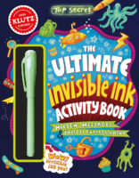 Klutz® Top Secret: The Ultimate Invisible Ink Activity Book