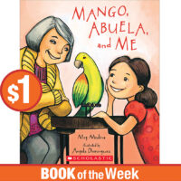 Book of the Week: Mango, Abuela, and Me