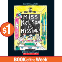 Book of the Week: Miss Nelson Is Missing!