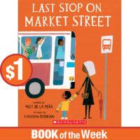Book of the Week: Last Stop on Market Street