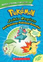 <br>Pokemon™ Super Special Flip Book #4: Johto / Kanto