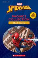 Spider-Man Phonics Collection: Short Vowels