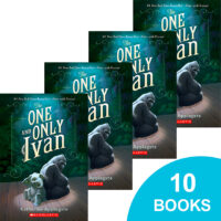 The One and Only Ivan 10-Book Pack