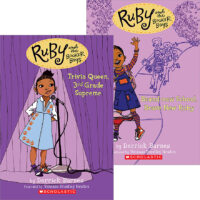 Ruby and the Booker Boys #1–#2 Pack