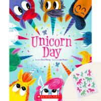 Unicorn Day Plus Stickers