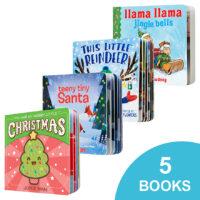 Seasonal Board Book Pack