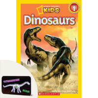 National Geographic Kids™: Dinosaurs Plus Eraser