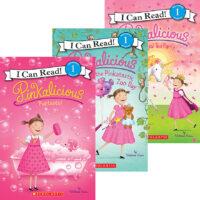 Pinkalicious Reader Trio