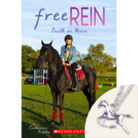 Free Rein: Truth or Mare Plus Necklace