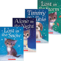 Animal Stories Snowy Pack