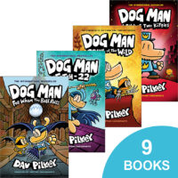 Dog Man 9-Pack