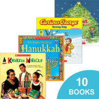 Winter Holiday Savings Pack: Grades PreK–1