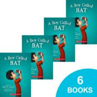 A Boy Called Bat 6-Book Pack