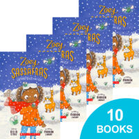 Zoey and Sassafras: Caterflies and Ice 10-Book Pack