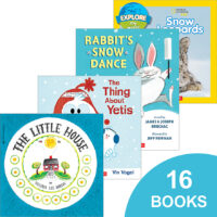 Gift Books Classroom Library: Grades PreK–1