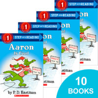 Aaron Is Cool 10-Book Pack