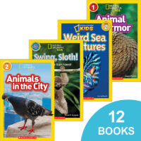 National Geographic Kids: All About Animals Reader Collection