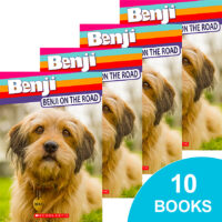 Benji on the Road 10-Book Pack