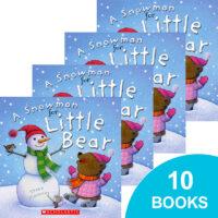 A Snowman for Little Bear 10-Book Pack