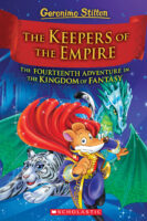 Geronimo Stilton: The Kingdom of Fantasy #14: The Keepers of the Empire