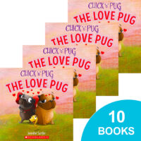 Chick 'n' Pug: The Love Pug 10-Book Pack
