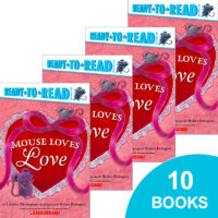 Mouse Loves Love 10-Book Pack