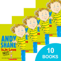 Andy Shane Is Not in Love 10-Book Pack