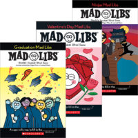Mad Libs 3-Pack