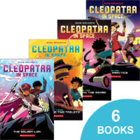 Cleopatra in Space, Vols. 1-6 Pack