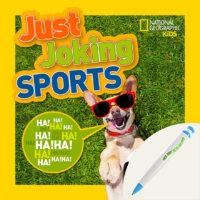 National Geographic Kids™: Just Joking Sports Plus Pen