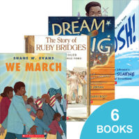 Black History Month 6-Pack: Grades K–3
