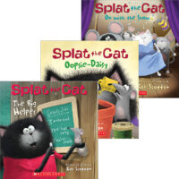 Splat the Cat 3-Pack