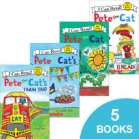 Pete the Cat Reader Fun Pack