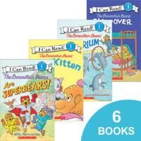 The Berenstain Bears Reader 6-Pack