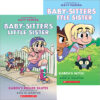 Baby-Sitters Little Sister® Graphix #1–#2 Pack