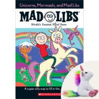 Unicorns, Mermaids, and Mad Libs® Plus Plush