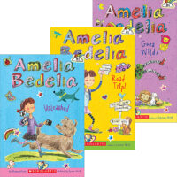 Amelia Bedelia Chapter Book Pack